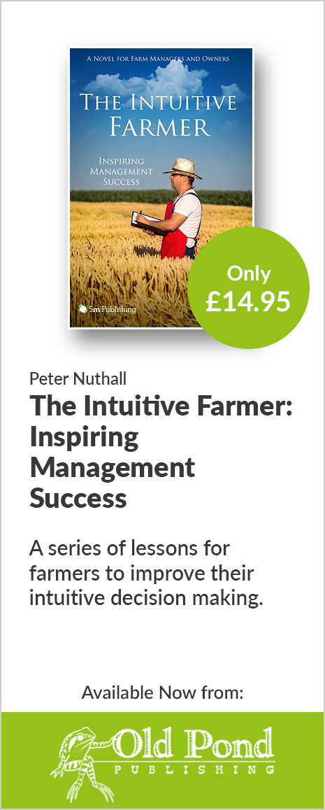 The Intuitive Farmer: Inspiring Management Success - Old Pond Publishing