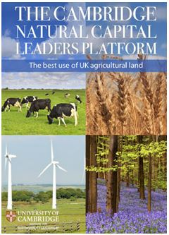 The Best Use of UK Agricultural Land