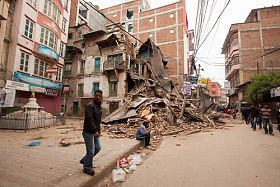 Huge Crop Losses Expected After Nepal Earthquake