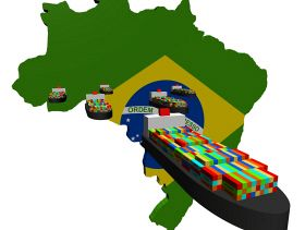 Amid Weaker Currency, Record Export of Brazilian Soy to China