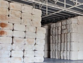China - Stockpiling Cotton Supplies