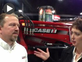 Case IH Previews Commodity Classic Offering