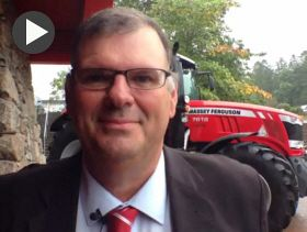 Massey Ferguson Driven by Global Opportunities
