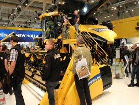 Agricultural Exhibitions Showcasing New Technologies