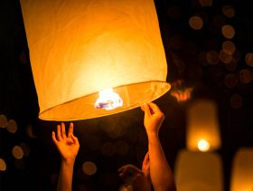 NFU Urges: Celebrate New Year Safely Without Sky Lanterns